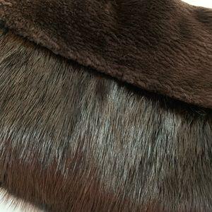 Dino Gaspari Jackets & Coats - Dino Gaspard real beaver fur long sheared cape